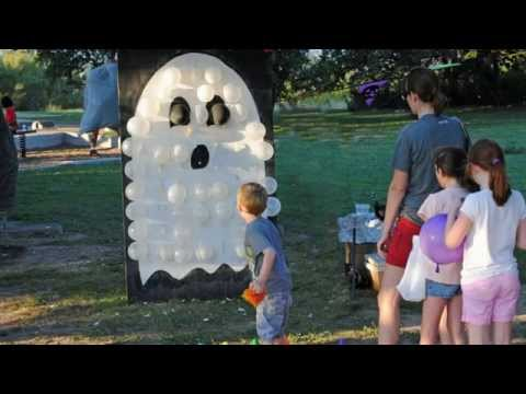 Halloween Game For Kids Boo Loon Pop No Darts Needed Youtube