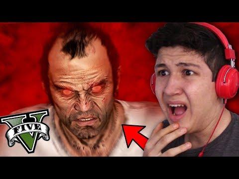 NOCHE DE TERROR EN GTA V A LAS 3 AM !! GRAND THEFT AUTO 5 MISTERIOS thumbnail