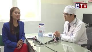 BTVNews  កម្មវិធីព័ត៌មានសុខភាព Health News  ប្រធានបទ៖ ជំងឺទឹកនោមប្រៃ  02 06 2017