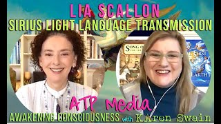 ✨Galactic Light Language Singer, Earth Grid and Crystal Skull Activations Lia Scallon