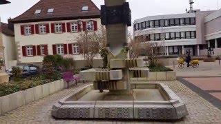 Германия. Влог : Библиотека в нашем городе