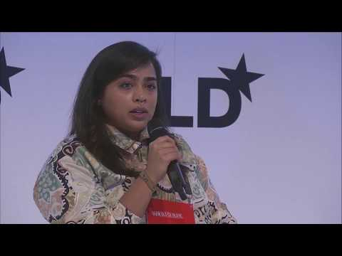 Scale Up To The Sublime (Nora N. Khan, Rhizome & Hans Ulrich Obrist, curator) | DLD 18