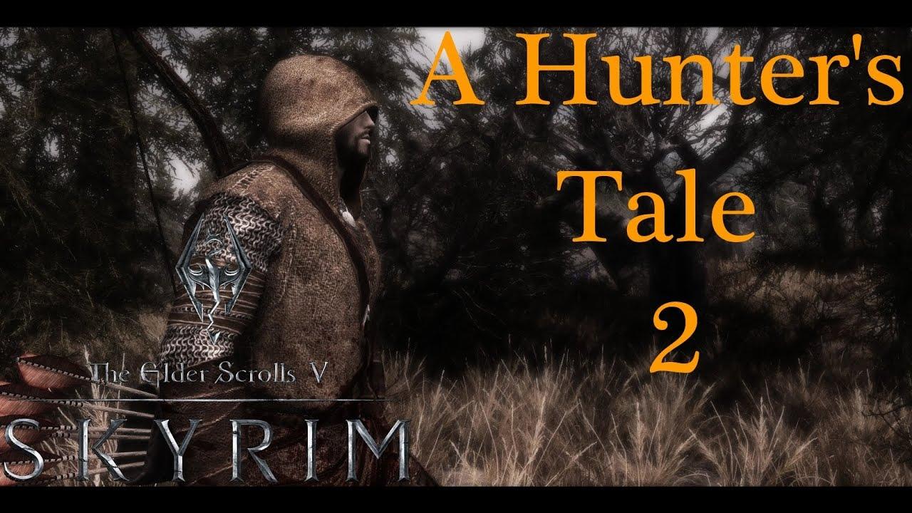 Skyrim (RP/Modded) - Episode 2: Hunterborn - Самые лучшие видео