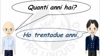 ITALIANO (COM) 1° LEZIONE - Come ti chiami?