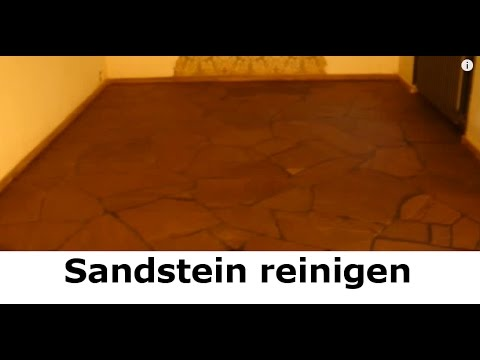 sandstein reinigen und sandstein bearbeiten in berlin vom stein doktor youtube. Black Bedroom Furniture Sets. Home Design Ideas