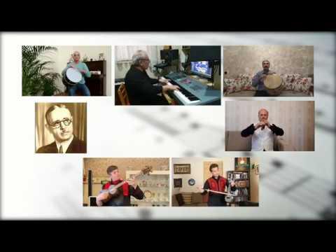 Uzeyir Hajibeyov - Sensiz (piano: Mushfig Guliyev) Official video