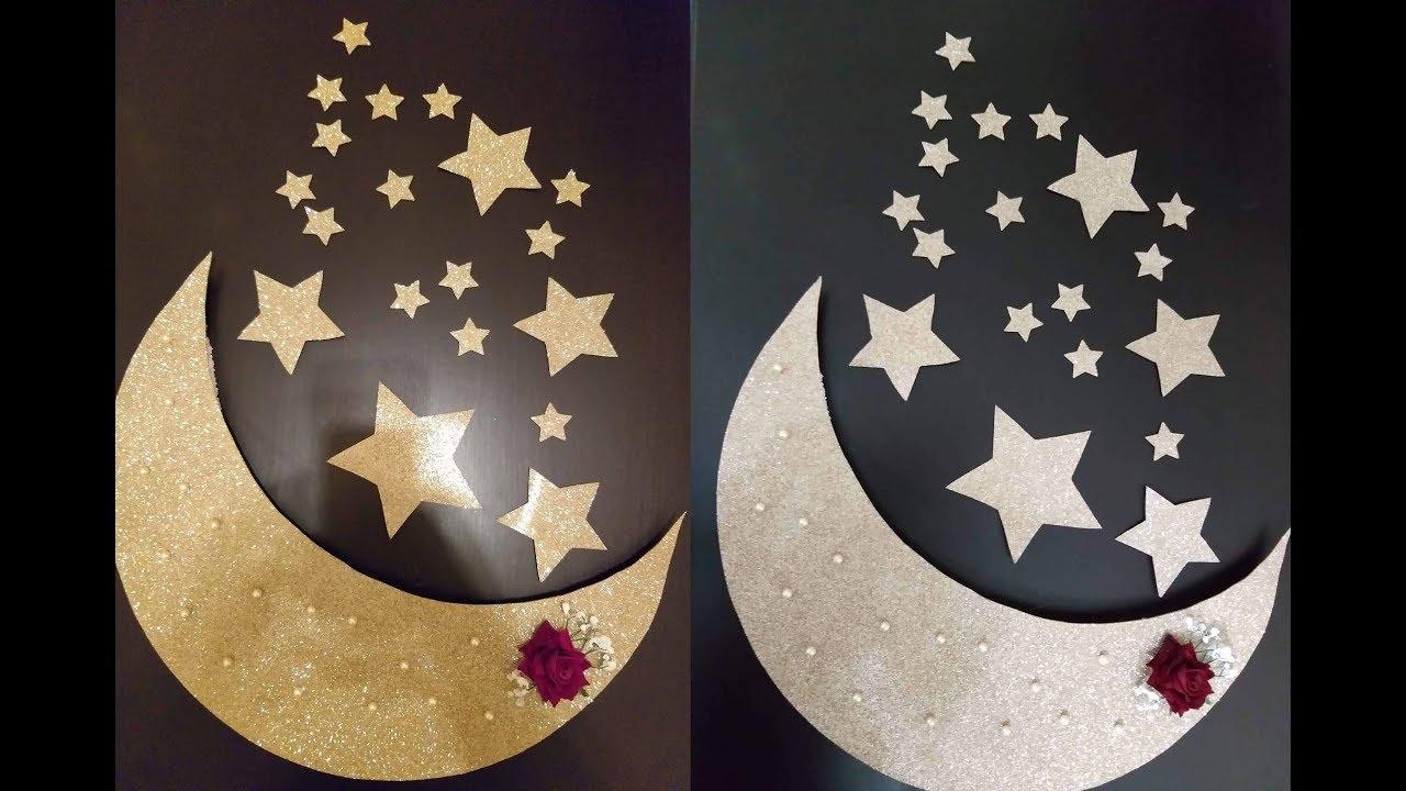 الحلقة 426 طريقة عمل زينة لاستقبال شهر رمضان هلال ونجوم Youtube