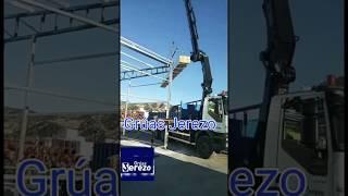 Grúas Jerezo, servicio de camion grúa Alicante y Murcia