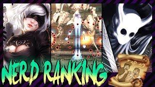 Top 10: DAS sind die aktuell BESTEN Spiele (Wirklich???) | NerdRanking HD