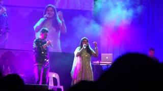 Kumar Sanu amp Sadhna Sargam Live in Sydney 30 July 2016 - Tuje dekha to ye jana sanam - DDLJ