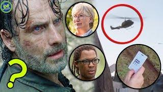 ¿A Quién le Pertenece el Helicóptero? - The Walking Dead Temporada 9