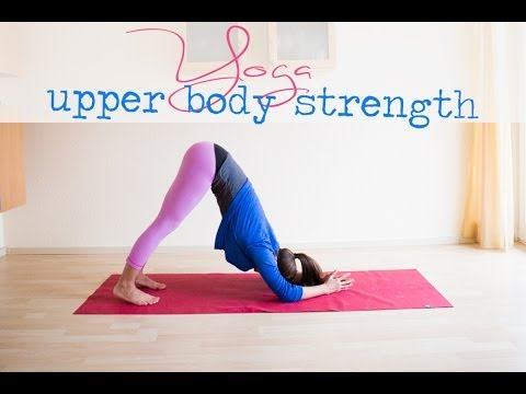 15 Min Yoga for Upper Body Strength and Flexibility