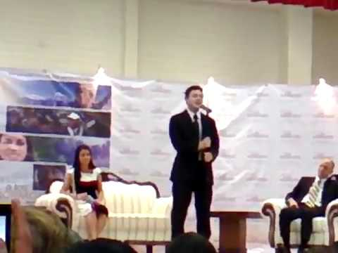 David Archuleta en México - Glorious, Meet the Mormons