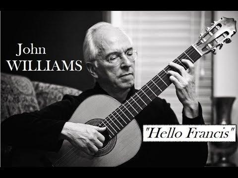 "John WILLIAMS - ""Hello Francis"" (Stéphane NOGRETTE)"