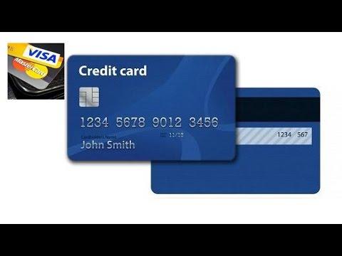 Банковские карты -