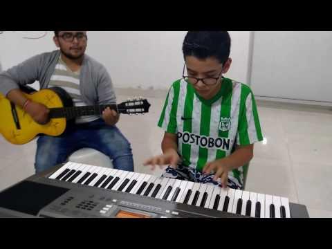 FUNACSEP. Escuela de música. (ensayo - el ausente, Fruko)