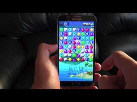 Jewels 2 Gameplay Footage