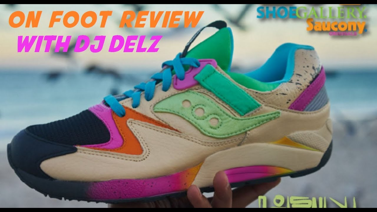 1c535f7dc249 Shoe Gallery x Saucony Originals Grid 9000