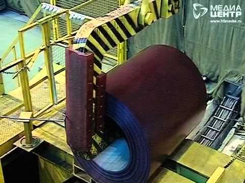 Милионная тонна стали с полимерным покрытием