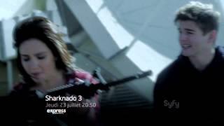 SHARKNADO 3 - Extrait avec David Hasselhoff