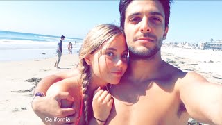Sami & Vale in California (Love Me Like You Do)