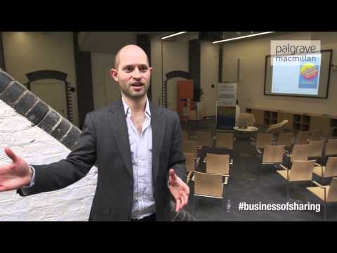 Alex Stephany on 'The Business of Sharing' (Macmillan) - YouTube
