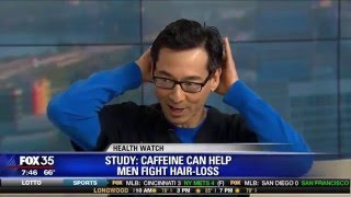 Fight Hair Loss with Caffeine - Orlando Hair Restoration