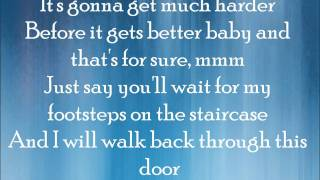 Mathew Morrison (Glee) - Still Got Tonight (lyrics)