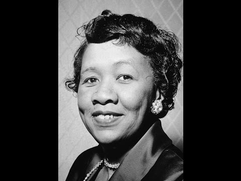 Hidden Figures: Dorothy Height