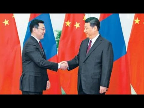 PM of Mongolia: No Sector Mongolia Not Enjoying Cooperating with China