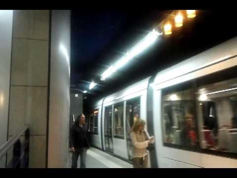 France ,Normandie,Rouen station de métro théatre des arts