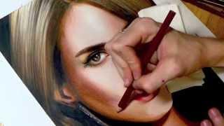 Drawing Lana Del Rey
