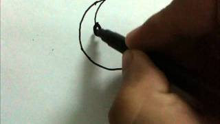 How to draw Cartoon Moon