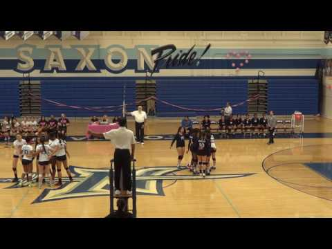 North Torrance vs. Leuzinger Volleyball Full Game Footage