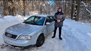 Это Quattro!  Или почему Audi A6 идеальный автомобиль для зимы