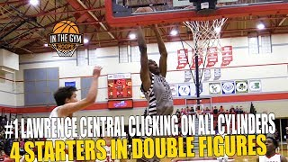 #1 Lawrence Central Starts The 2018/2019 Season Off With A Bang