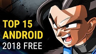 Top 15 FREE Android Games of 2018