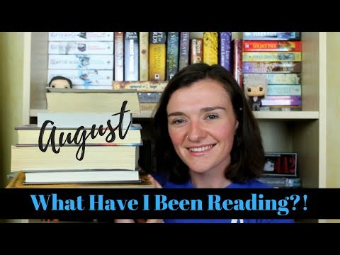 What Have I Been Reading?! || Current Reads + TBR + Giveaway Winner || August