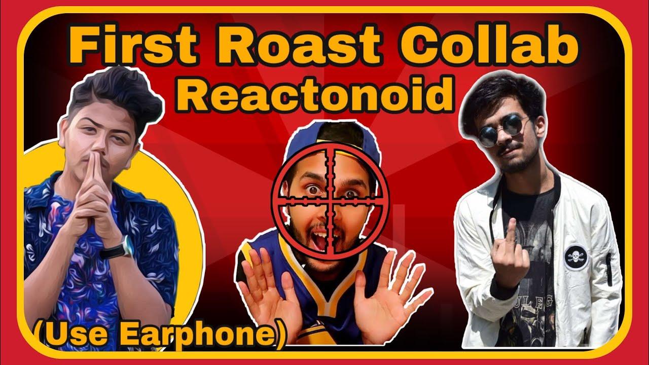 @Reactonoid Got Roasted /-🔥 Ft Nelpa/Uv (Use Earphone please 🙏🏻)