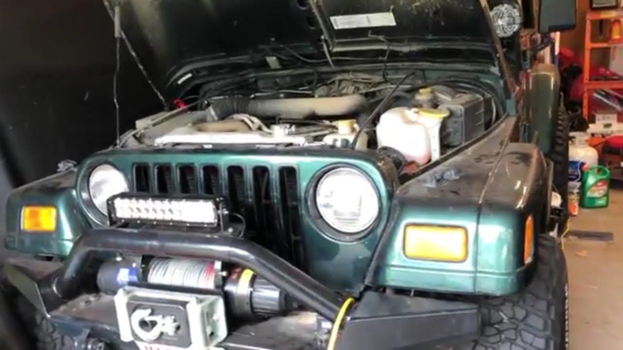 4Wd Supacentre Jump Starter jeep wrangler jump start