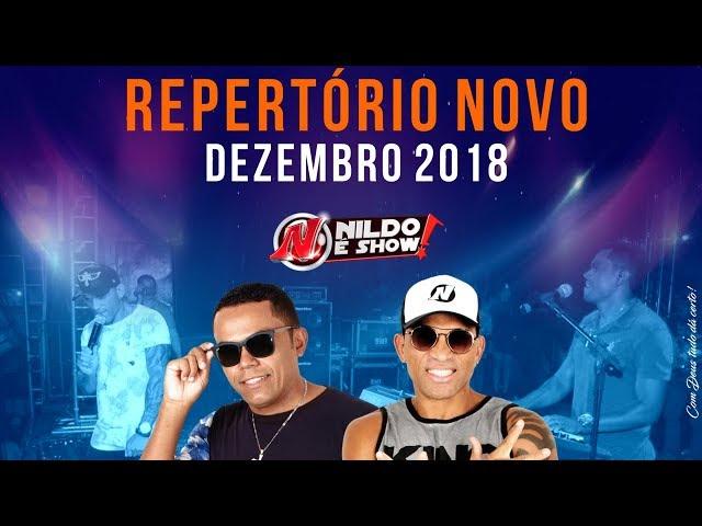 Nildo é Show - Repértório Novembro/Dezembro 2018