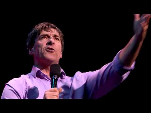 Mark Steel at NHS In Stitches