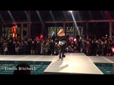 CL 現身 Asia Fashion Award 紅毯,開場演唱《Hello Bitches》