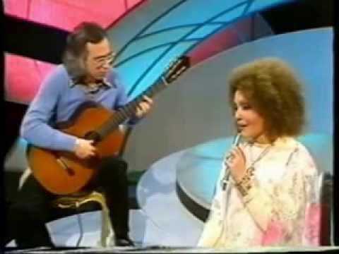 John Williams and Cleo Laine