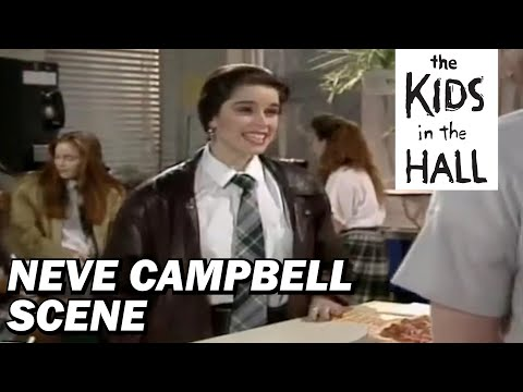 Kids in the Hall - Neve Campbell Clip en streaming