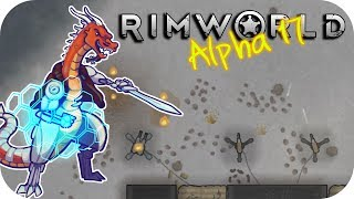 Rimworld Alpha 17 – 21. Poison Ship Purge! - Let's Play Rimworld Gameplay