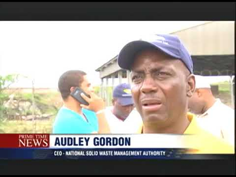 NSWMA Not Responsible For Riverton Fire - TVJ Prime Time News - May 6 2018