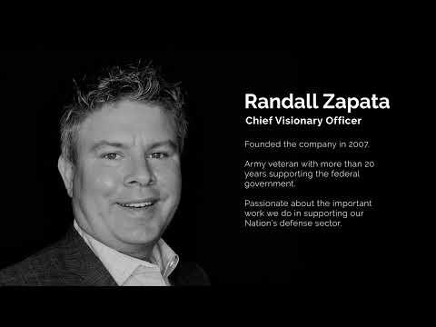 Zapata Technology   Randall Zapata-The Story of Zapata Technology