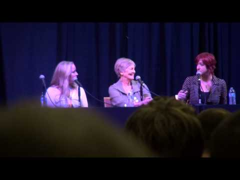 EQLA Creator Panel ft. Lauren Faust and Bonnie Zacherle