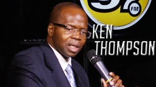 Brooklyn D.A candidate Ken Thompson talks about a new day in Brooklyn